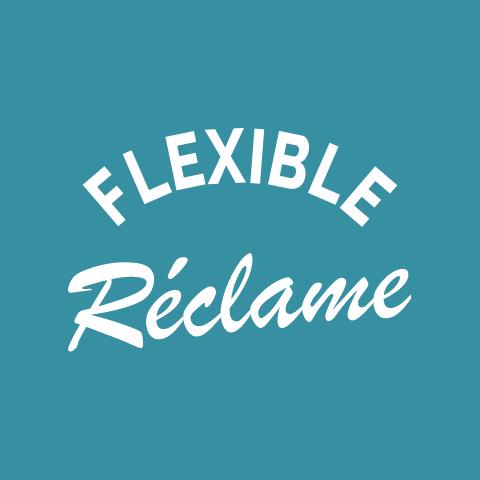 Flexible Réclame Avion