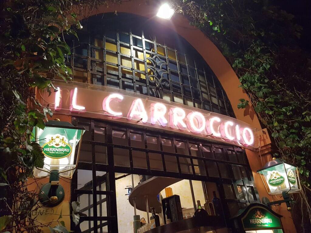 Pizzeria Il Carroccio Roma